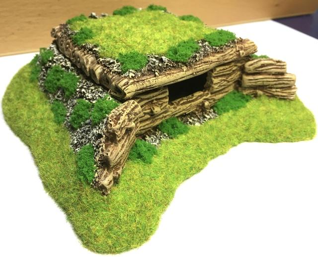 Système de tranchées modulables - Page 2 Bunker10