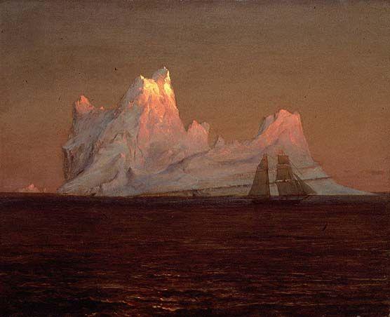 Frederic Edwin Church (1826-1900) Inthe10