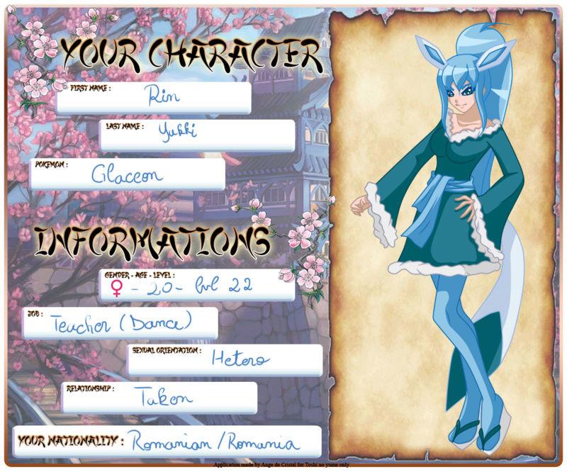 Rin Yukki- Pokemon Gijinka _tny_a10