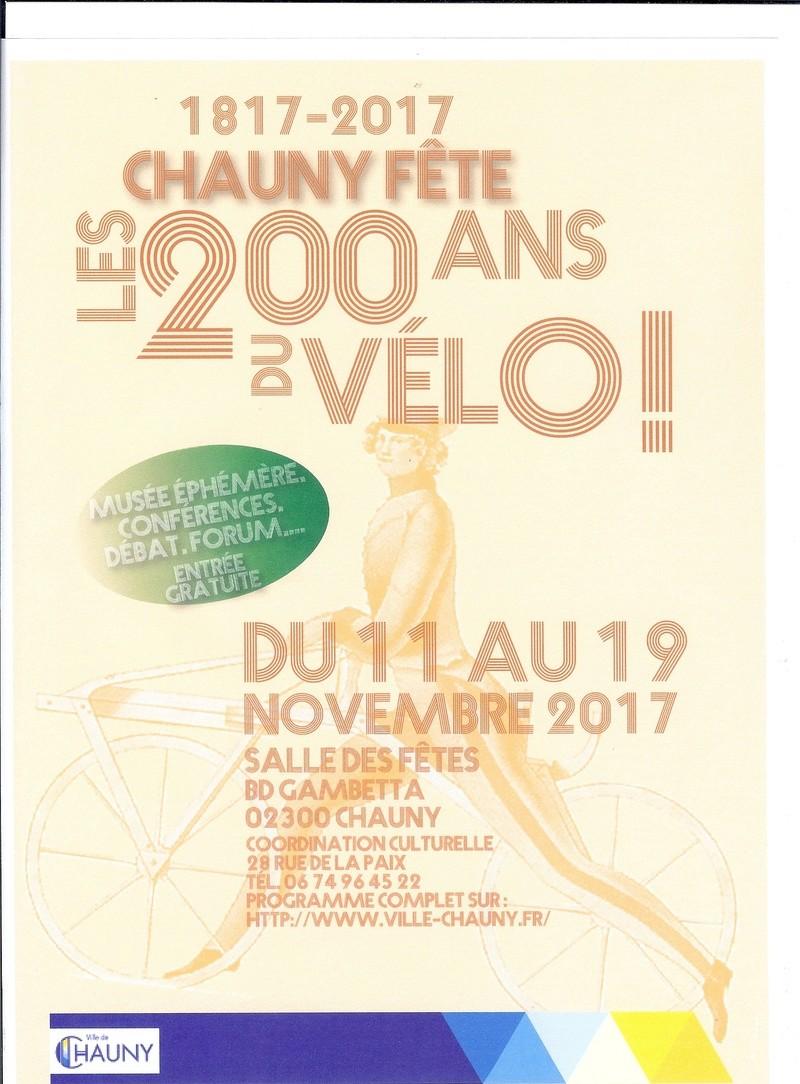 Chauny fête les 200 ans du Vélo ! Numyri12