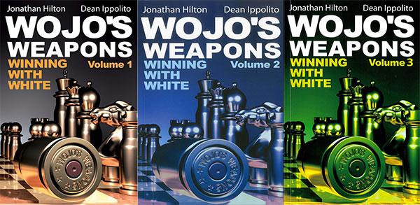 WOJO'S WEAPONS: WINNING WITH WHITE, VOLUME 1,2,3 14907111