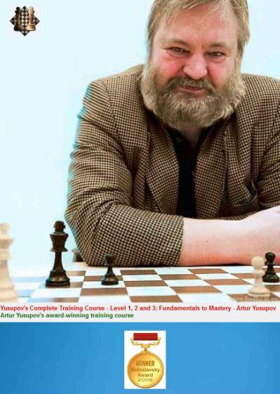 Artur Yusupov's Complete Chess Training Course (9 Books) 194f3f10
