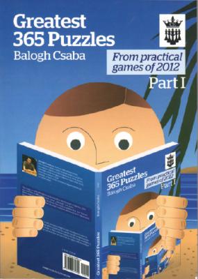 Greatest 365 Puzzles - Csaba Balogh  B3235610
