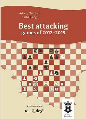 Best attacking games of 2012-2015 - Arkadij Naiditsch and Csaba Balogh Captur16