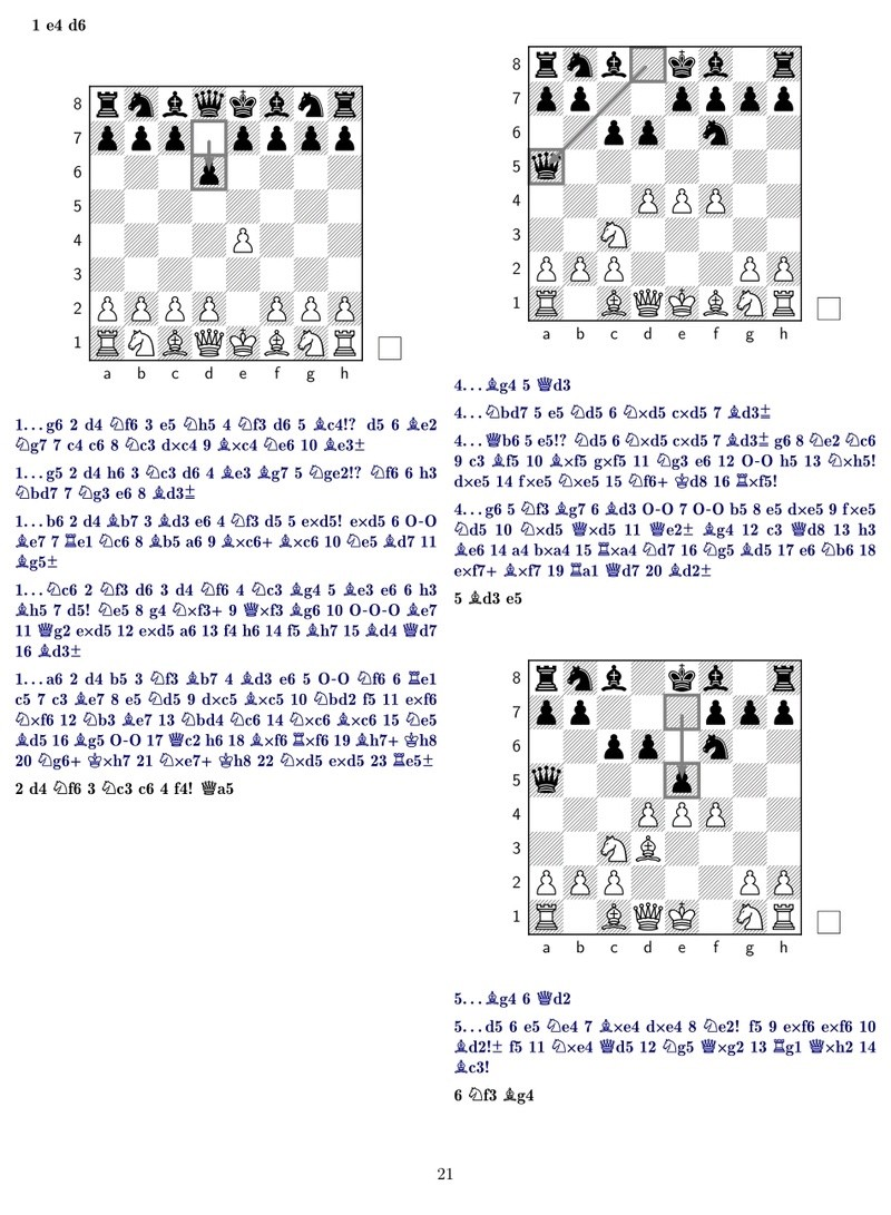 Playing 1.e4: Caro-Kann, 1...e5 & Minor Lines Img_2011