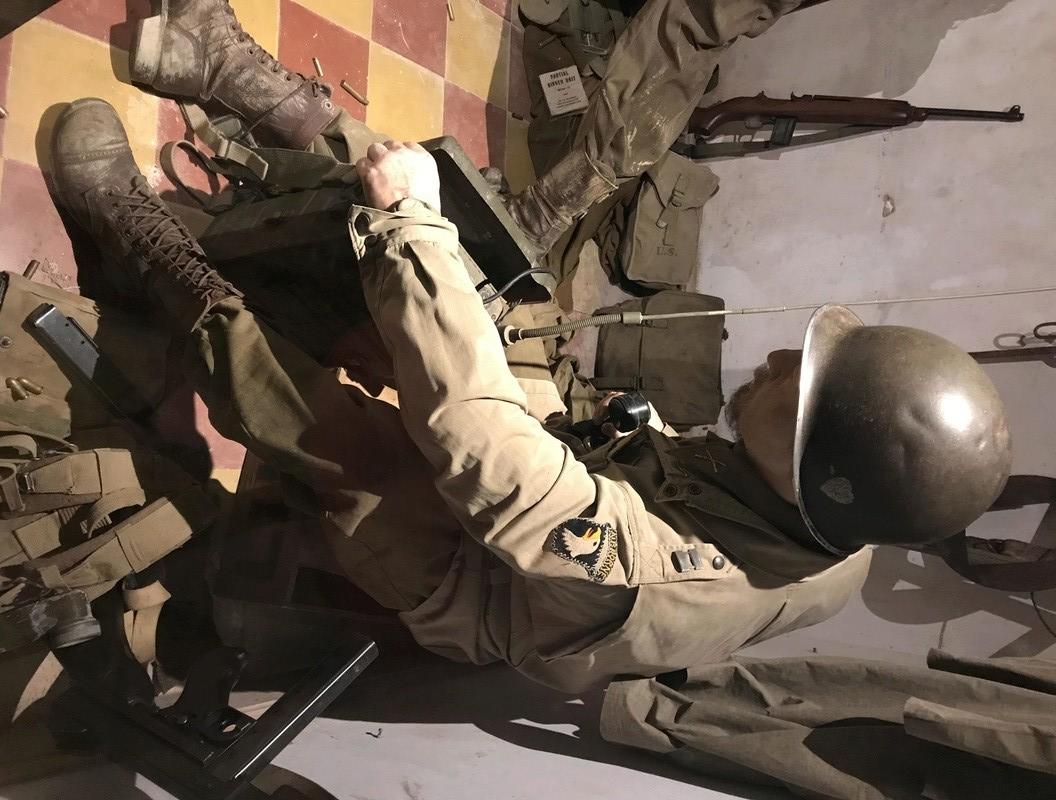 """101st Airborne Museum dit """" Le Mess ( Bastogne / Belgique ) Image111"""