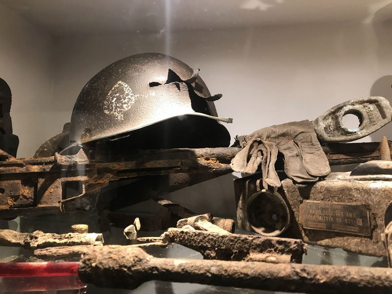 """101st Airborne Museum dit """" Le Mess ( Bastogne / Belgique ) Image210"""