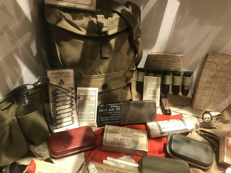 """101st Airborne Museum dit """" Le Mess ( Bastogne / Belgique ) Image410"""