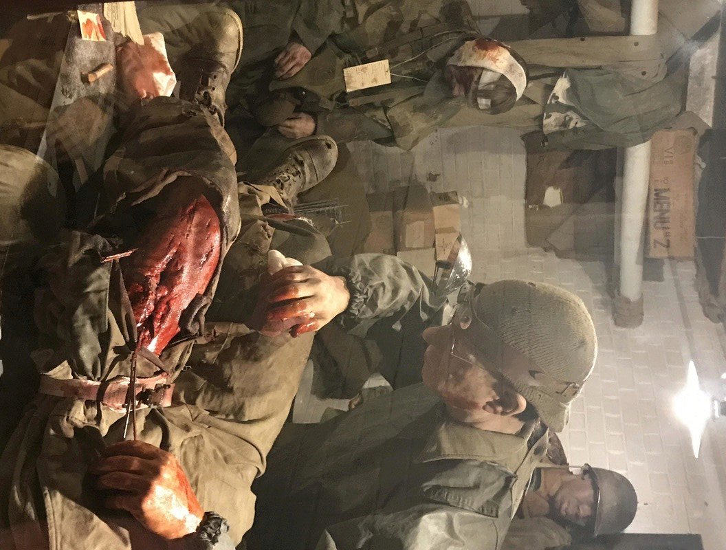 """101st Airborne Museum dit """" Le Mess ( Bastogne / Belgique ) Image510"""
