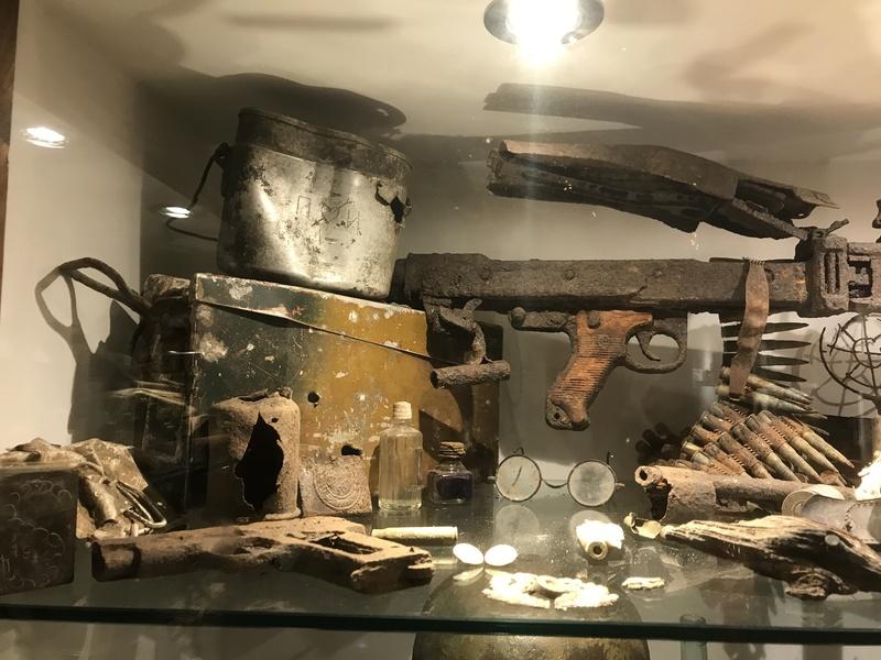 """101st Airborne Museum dit """" Le Mess ( Bastogne / Belgique ) Image512"""