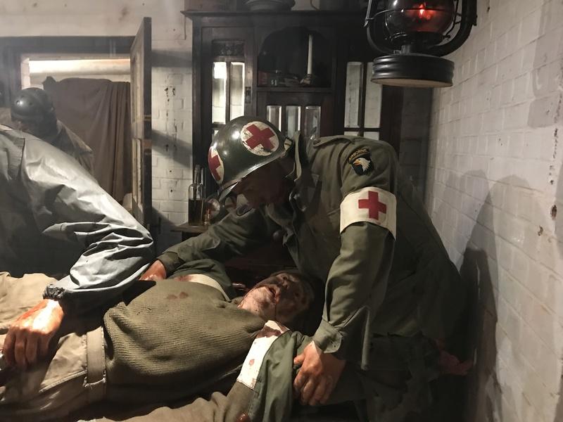 """101st Airborne Museum dit """" Le Mess ( Bastogne / Belgique ) Image610"""