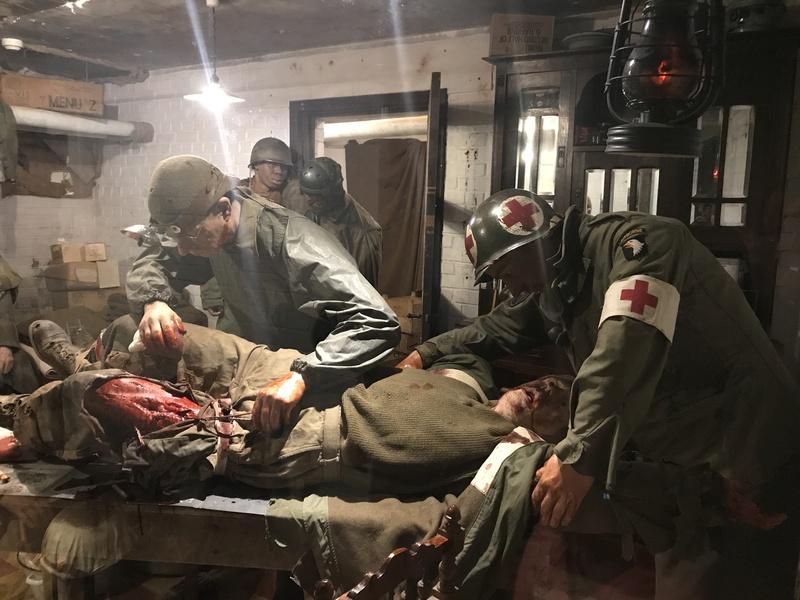 """101st Airborne Museum dit """" Le Mess ( Bastogne / Belgique ) Image810"""