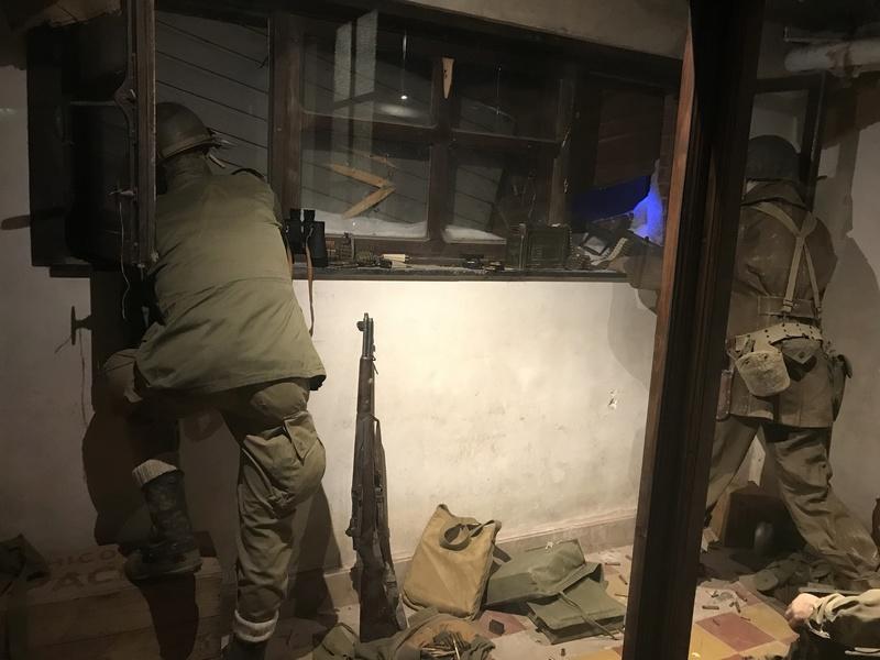 """101st Airborne Museum dit """" Le Mess ( Bastogne / Belgique ) Image910"""