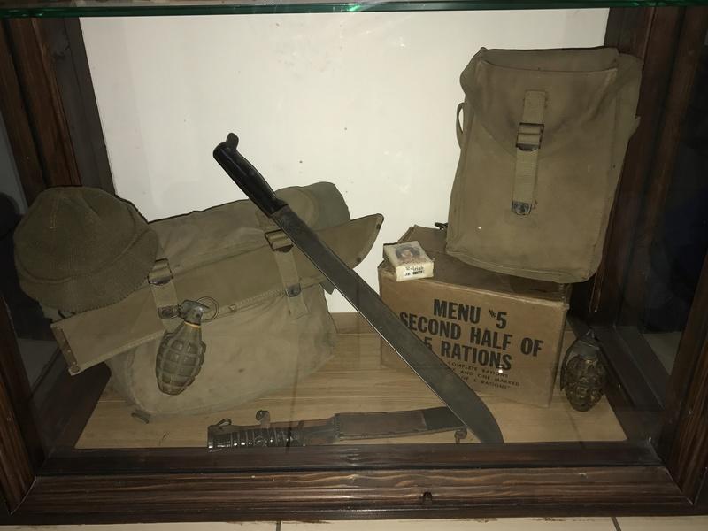 """101st Airborne Museum dit """" Le Mess ( Bastogne / Belgique ) Img_1012"""