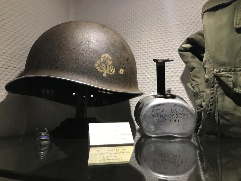 """101st Airborne Museum dit """" Le Mess ( Bastogne / Belgique ) Img_1021"""