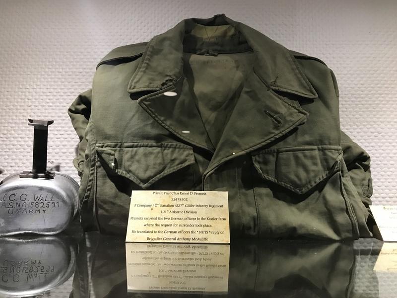 """101st Airborne Museum dit """" Le Mess ( Bastogne / Belgique ) Img_1022"""