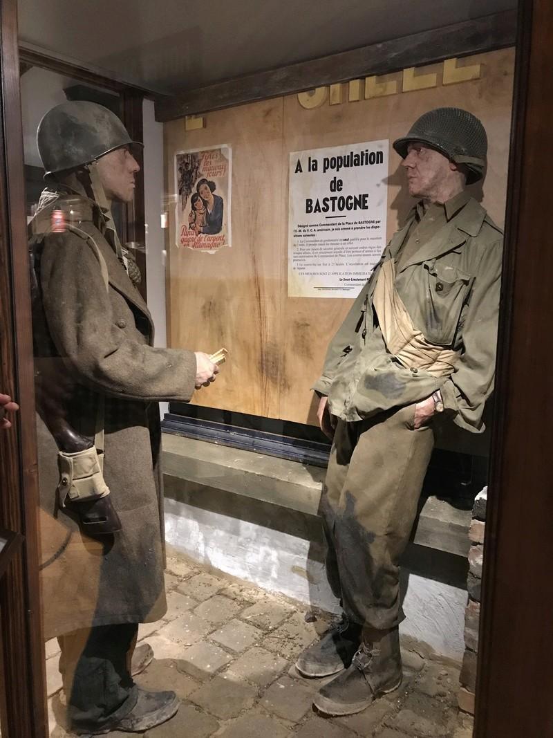 """101st Airborne Museum dit """" Le Mess ( Bastogne / Belgique ) Img_1023"""