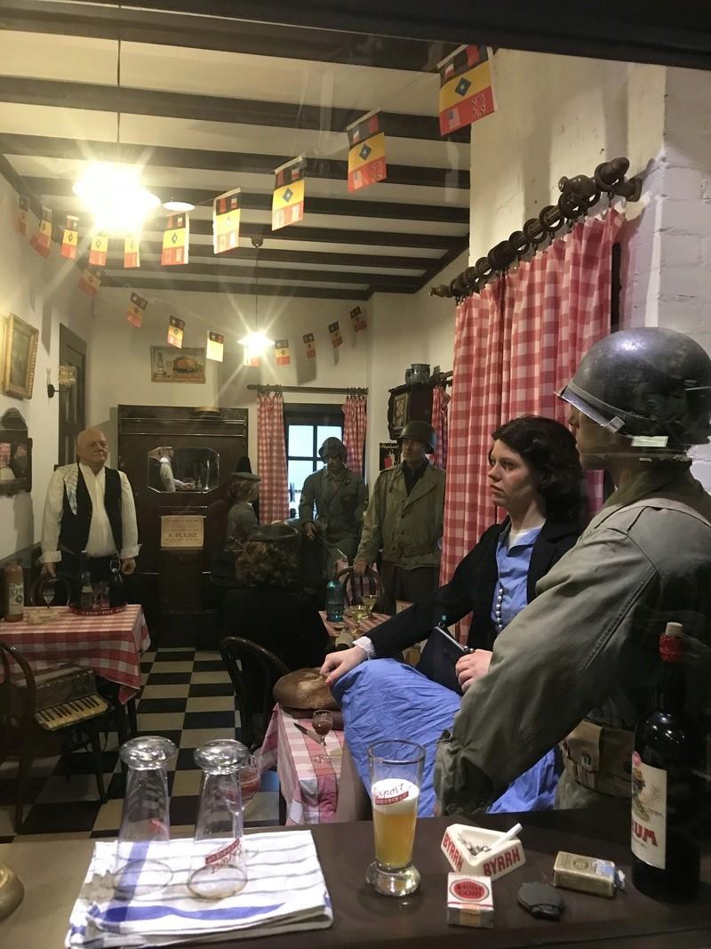 """101st Airborne Museum dit """" Le Mess ( Bastogne / Belgique ) Img_1025"""