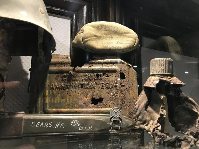 """101st Airborne Museum dit """" Le Mess ( Bastogne / Belgique ) Img_1114"""