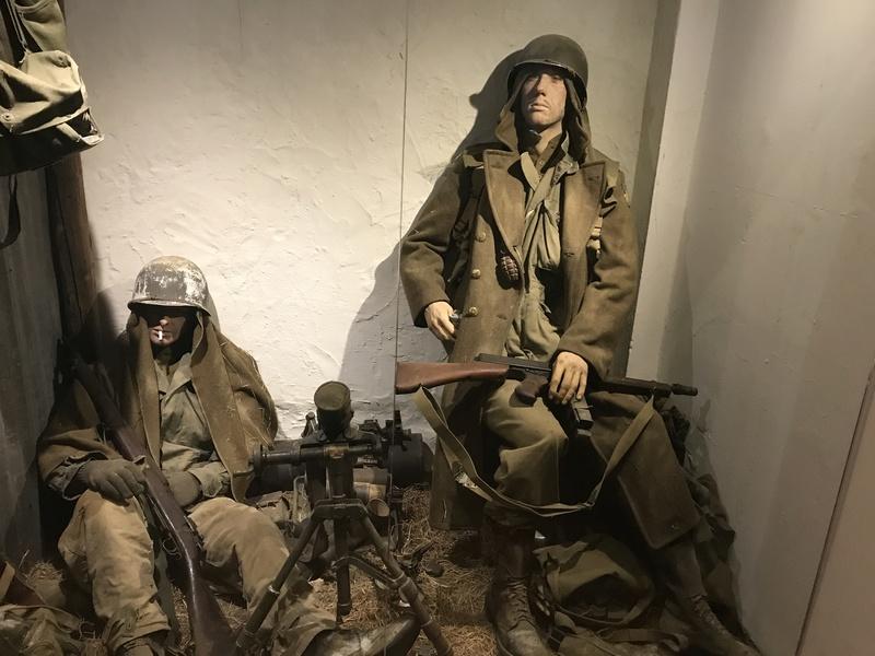 """101st Airborne Museum dit """" Le Mess ( Bastogne / Belgique ) Img_1116"""