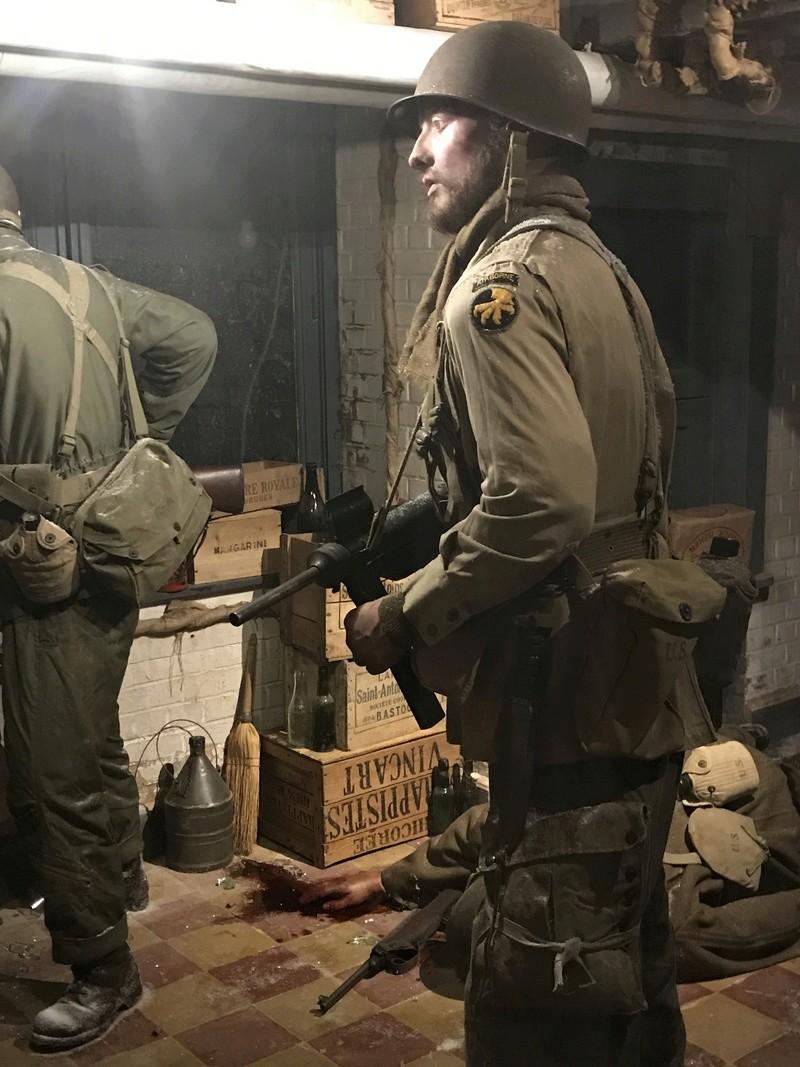 """101st Airborne Museum dit """" Le Mess ( Bastogne / Belgique ) Img_1210"""