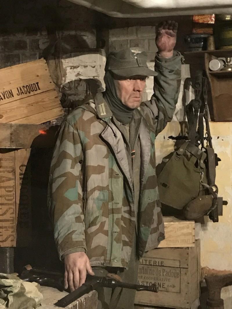 """101st Airborne Museum dit """" Le Mess ( Bastogne / Belgique ) Img_1211"""