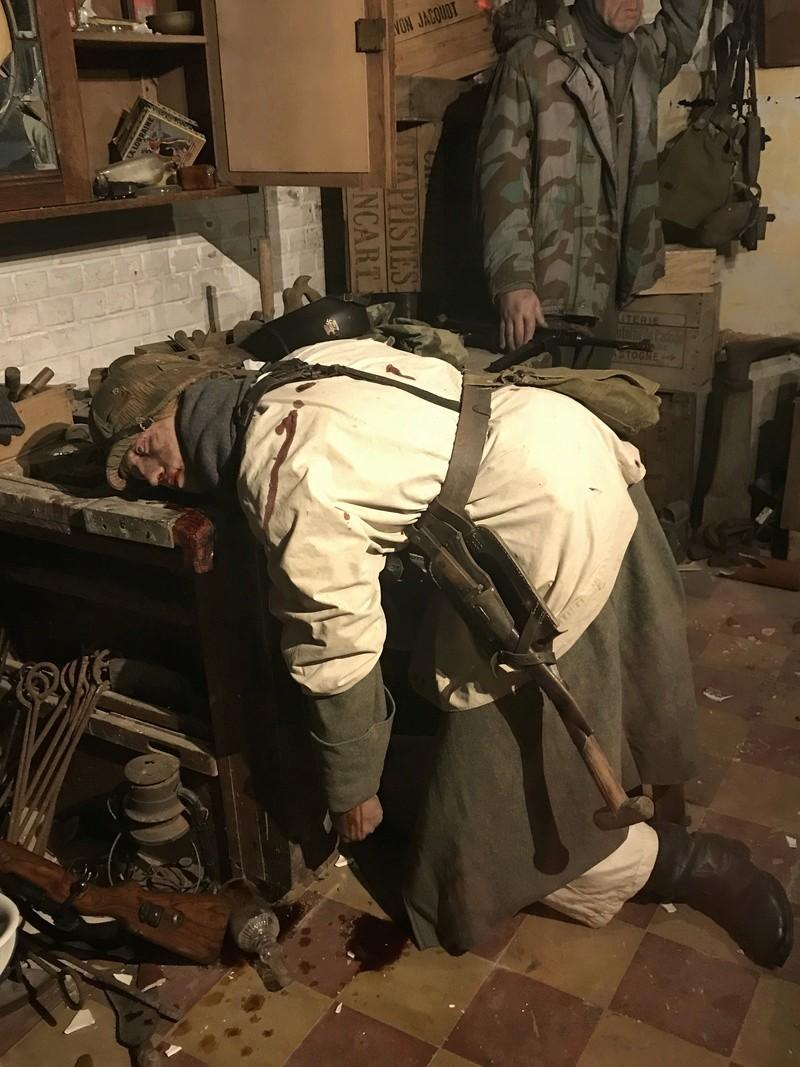 """101st Airborne Museum dit """" Le Mess ( Bastogne / Belgique ) Img_1212"""