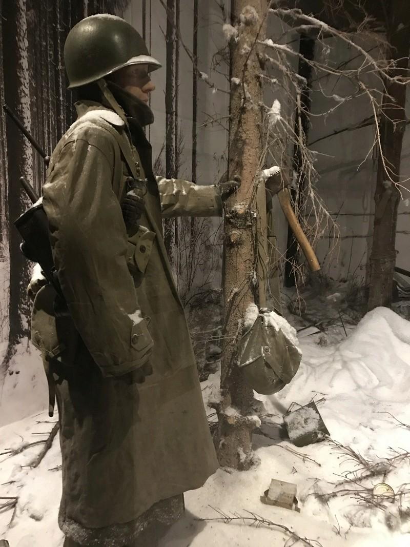 """101st Airborne Museum dit """" Le Mess ( Bastogne / Belgique ) Img_1215"""
