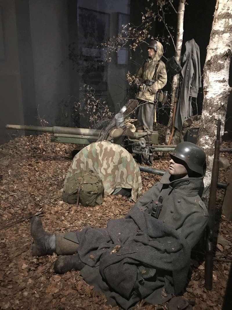 """101st Airborne Museum dit """" Le Mess ( Bastogne / Belgique ) Img_1216"""
