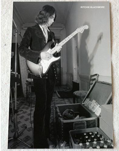 Ritchie Blackmore sa technique et son matériel - Page 10 Ritchi10
