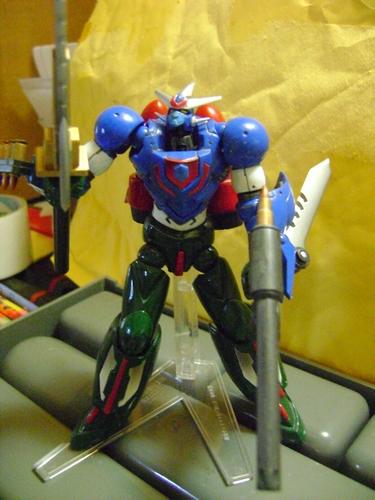 robot - LOTTO GETTER ROBOT NEO e GO - KAIYODO YAMAGUCHI Lotto_16