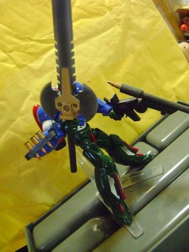 LOTTO GETTER ROBOT NEO e GO - KAIYODO YAMAGUCHI Lotto_21