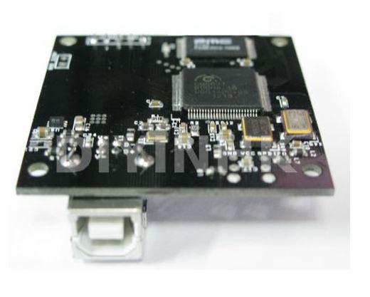 24bit 192kHz USB to I2S I2s210