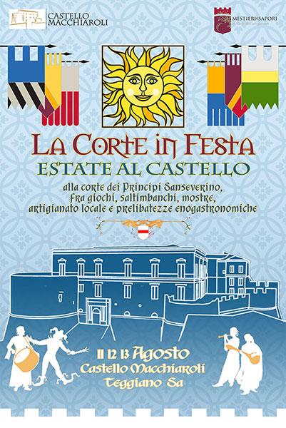 La Corte in Festa - Estate al Castello (Teggiano SA) Corte_10