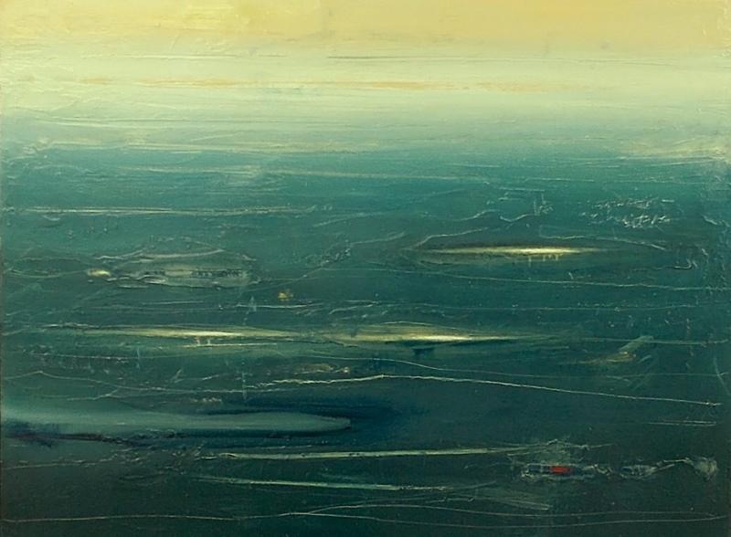 Mostra di pittura di Fernando Pietròpoli a Malcesine (Lago di Garda) Rifles10