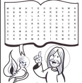 -8 - Sopas de letras basadas en la Biblia 08-09-10
