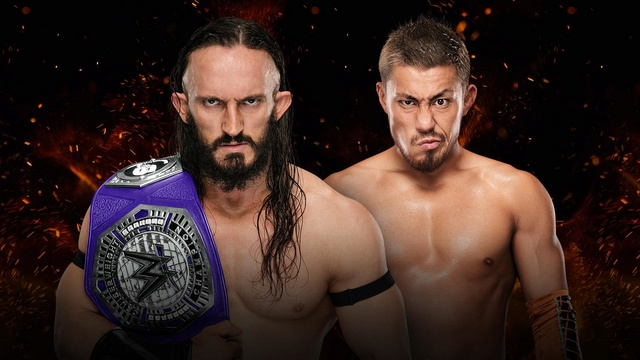 WWE Great Balls of Fire du 09/07/2017 20170611