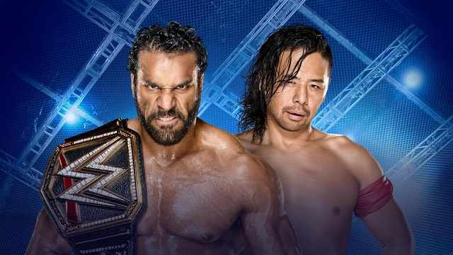 WWE Hell In A Cell du 8/10/2017 20170921