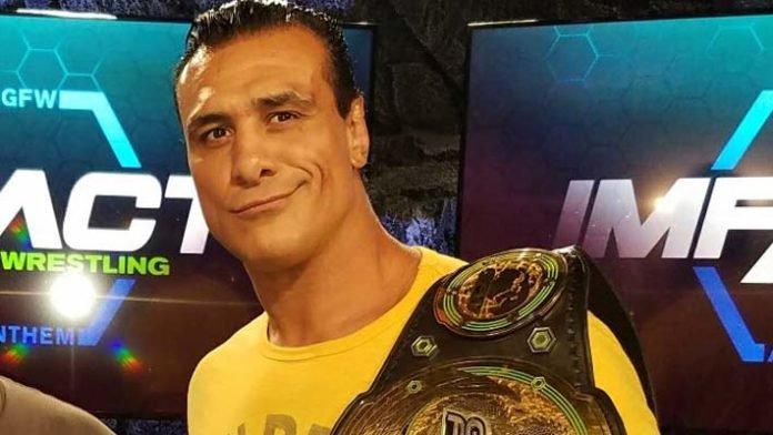 [Compétition] Alberto El Patron dépossédé du World Heavyweight Championship ! Albert10