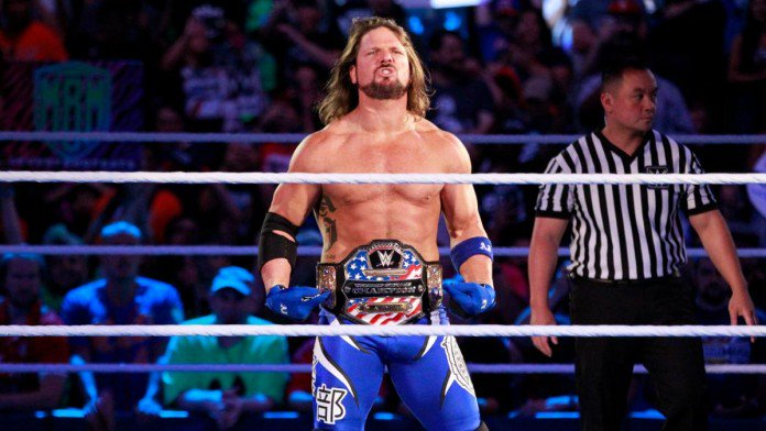 [Compétition] AJ Styles devait-il gagner à Battleground ?  Battle10