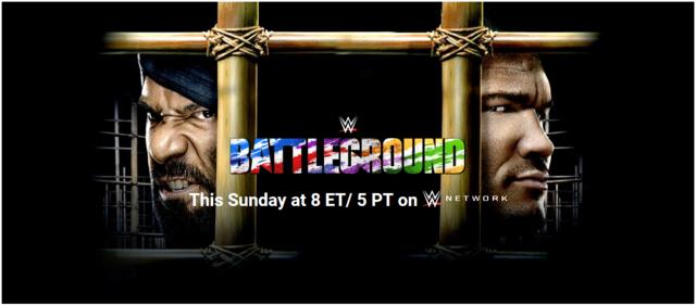 WWE Battleground du 23/07/2017 Captur11