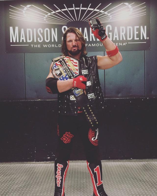 [Compétition] Un nouveau champion couronné au Madison Square Garden ! Deltyv10