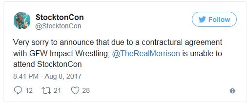 [Contrat] Un ex-WWE va lutter pour la GFW + arrivée d'une tag team indy Jomo10