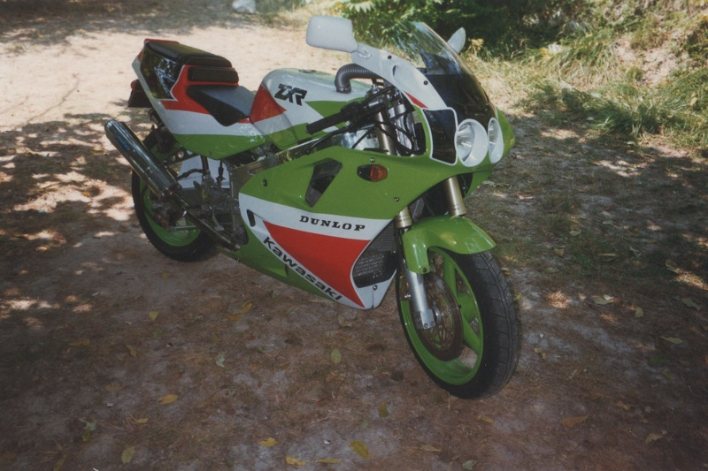 Moto,une de mes anciennes . 400_zx12
