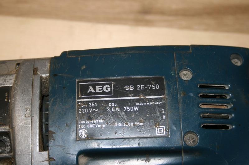 Perceuse AEG, ancienne gamme. Img_2820