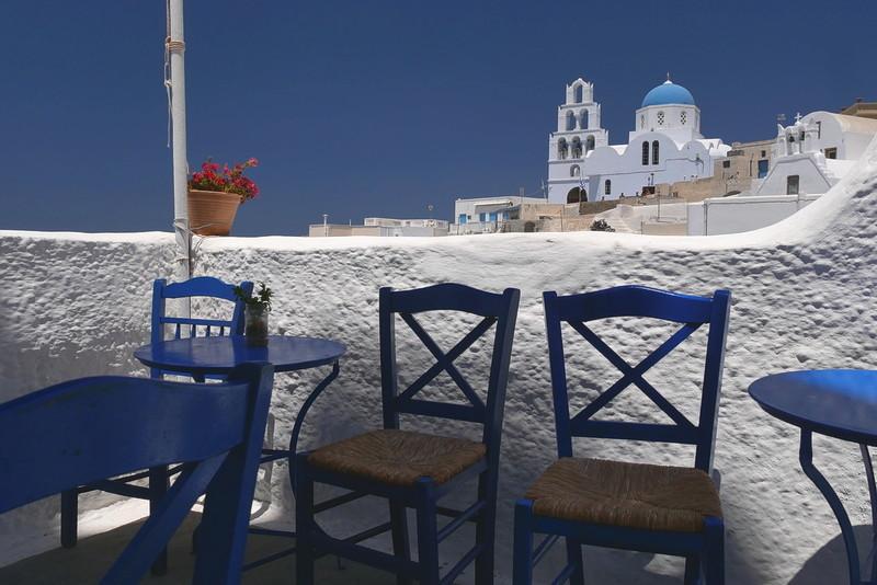 Les Cyclades en bleu et blanc. P1160310