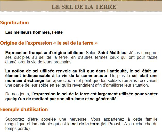 EXPRESSIONS POPULAIRES  - Page 9 R10