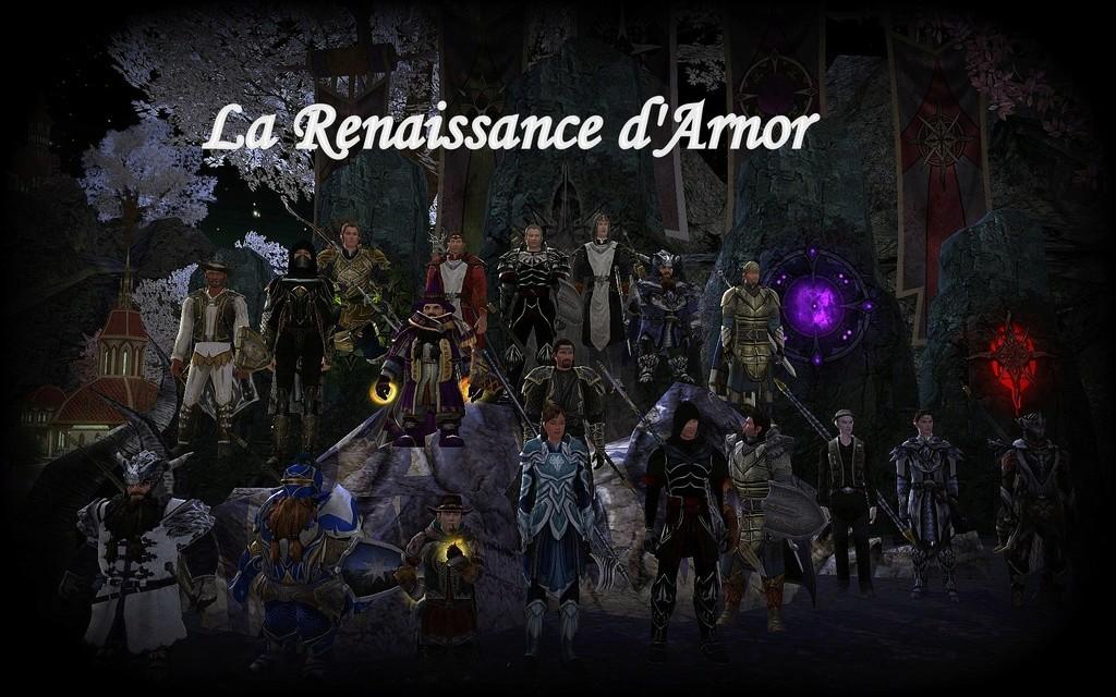 La Renaissance d'Arnor