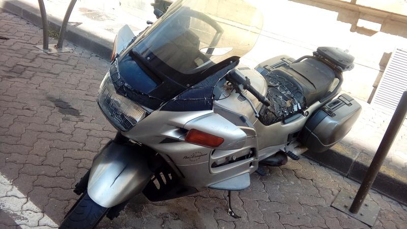la moto de Ruf et Beber 20170810