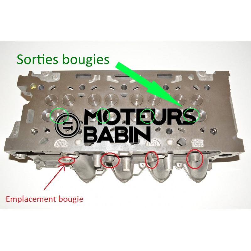 [ Citroën C4 1.6 hdi 90 ] Bougie préchauffage cassée - Page 2 Culass10